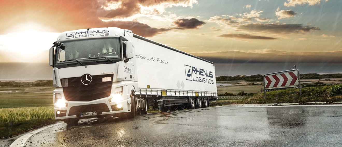 Rhenus Logistics Romania - Transport logistics